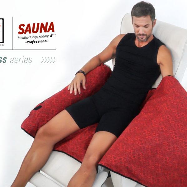 Wellness Series Firtech Pro Sauna