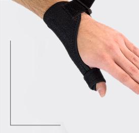 Nanotechnologie Daumenbandage – Handgelenkbandage Mit Klettverschluss